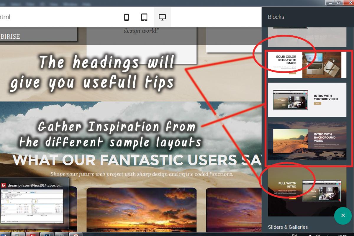 Top  Site Creator