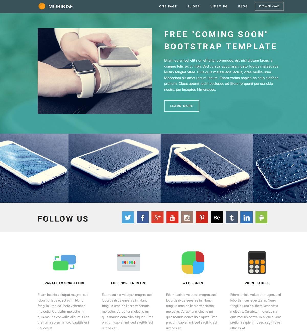 Simple Website Maker