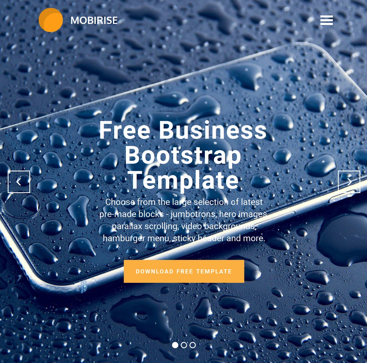 Best Responsive Website Templates Themes Extensions
