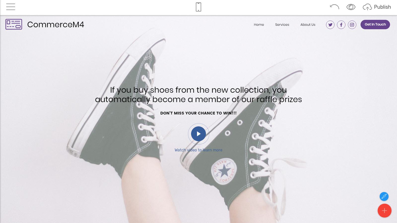 html5 webpage templates